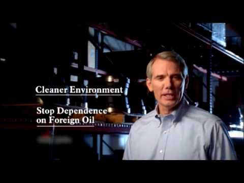 "Portman ""Job Killer Energy Tax"" TV Ad"