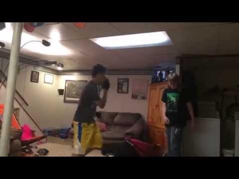 HCF #15 Dylan vs Cameron