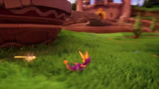 Spyro Reignited Trilogy Gameplay.
