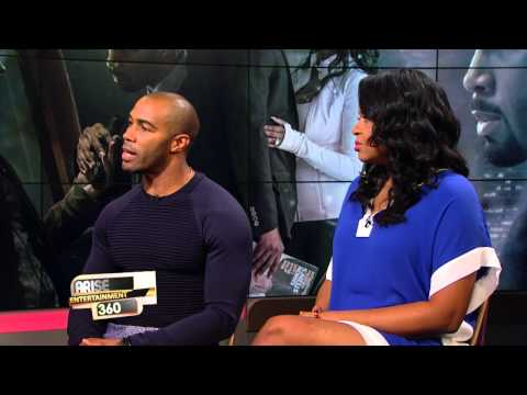 Omari Hardwick & Courtney Kemp Agboh discuss 50 Cent's new series, 'Power!'