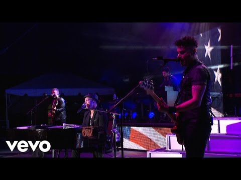 Gavin DeGraw - Soldier (Live on the Honda Stage)