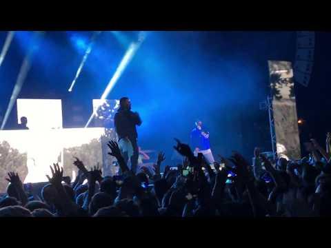 Bushido ft. Shindy,►Cla$$ic, G$D, Megalomanie Live Wien HD