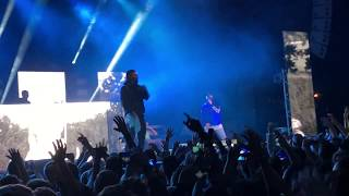 Bushido ft. Shindy,►Cla$$ic, G$D, Megalomanie Live Wien HD
