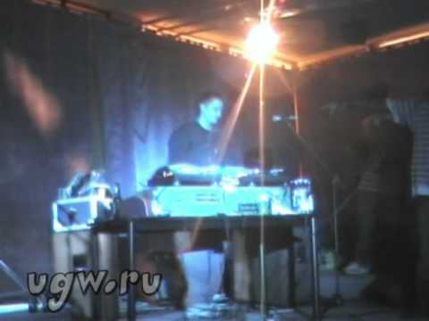 Vast Aire live part 02/03 @ 35mm, Moscow, 25-02-2005