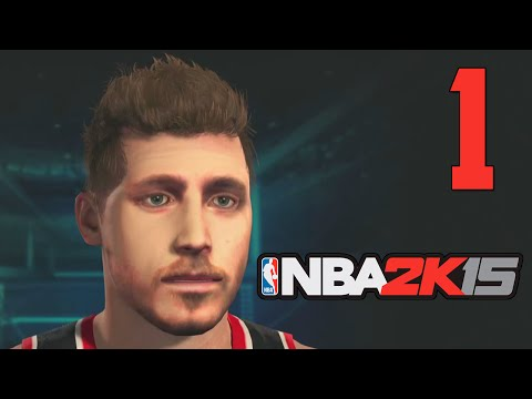 NBA 2K15 PS4 - My Player Career (Part 1 - The King's Tryout)