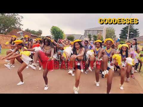 Zulu Dance Goddesses