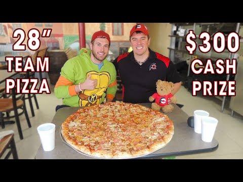 $300 Pizza Challenge