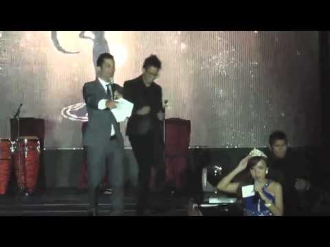 Jean Danker Steals The Crown - Miss Universe Singapore 2012