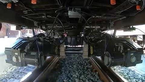 Tests für den Goldenpass Express