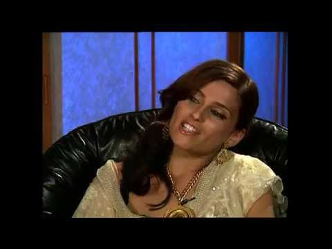 """NELLY FURTADO interview / """"Promiscuous"""""""