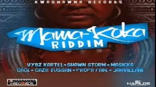 Vybz Kartel - Everybody (Full Song) [Mama Koka Riddim] June 2015