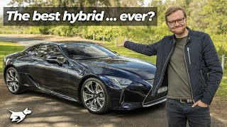 Lexus LC 500 Hybrid 2021 Review   Chasing Cars