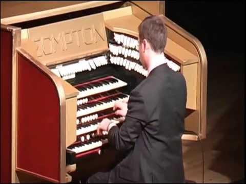 Richard Hills - The Dancing Years- Wolverhampton Civic Hall Organ