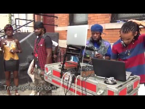 Sumpter Street Block Party in Brooklyn 2012