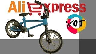 BMX для пальцев с Алиекспресс из Китая(Всем привет, вы на канале Toy Club, на моем канале можно посмотреть обзоры игрушек и конструкторов, в частности..., 2016-08-11T14:00:02.000Z)