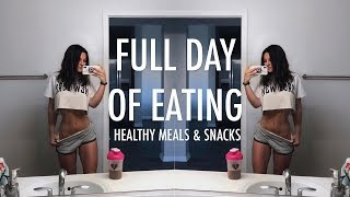 WHAT I EAT IN A DAY | Munchy Mondays