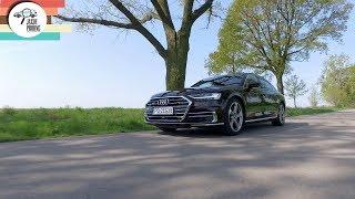 Audi A8 50 TDI 3.0 286 KM: Super luksusowy robot - #250 Jazdy Próbne