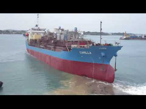 Video Launching Camilla Cement carrier