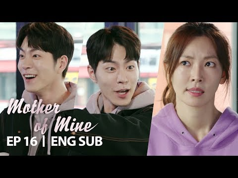 Download A Date Between a Newbie and a Senior Who's So Cute!!! Mother of Mine Ep 16 Mp4 baru