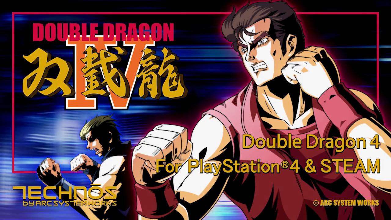 Double Dragon Iv Review Nostalgia Isn T Everything