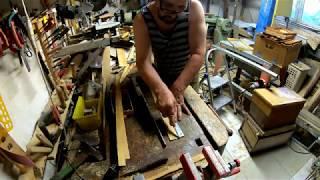 Wabenrähmchen bauen/изготовить сотовые рамки/Build honeycomb frames /Construir marcos de panal /