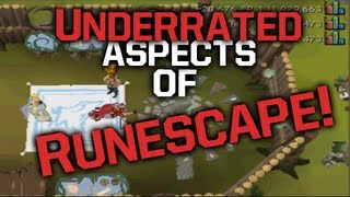 """RuneScape: The """"UnderRated"""" Aspects! Ft. Desecrator"""