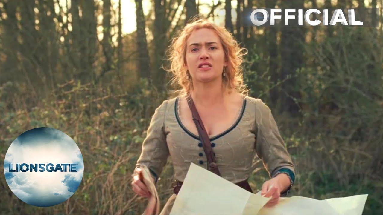 A Little Chaos Kate Winslet Trailer