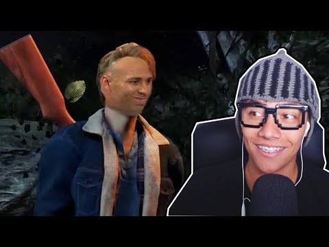 TOMMY JARVIS IRRITOU O JASON - Friday The 13th The Game