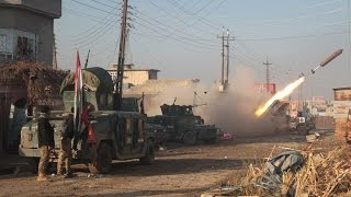 أخبار عربية | القوات العراقية تتقدم في معركة الموصل من ثلاثة محاور