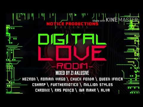 DIGITAL LOVE RIDDIM MIX