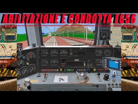 E656 Abilitazione & Condotta Simulatore Treno 5.02 Di Paolo Sbaccheri