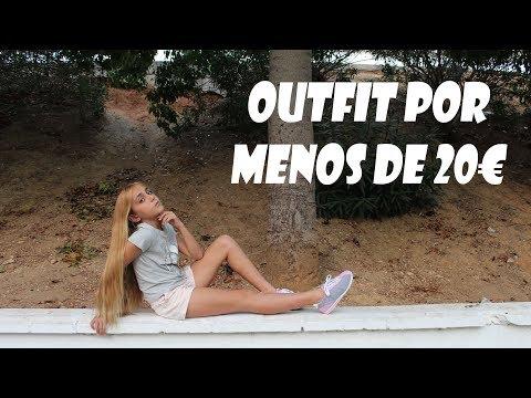 OUTFIT por menos de 20€ | RETO DE MODA - Silvia Sánchez