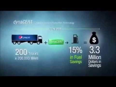 Hydrogen injected trucks
