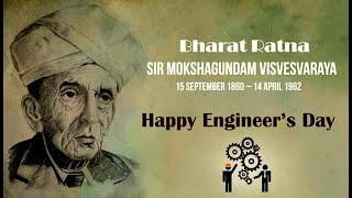 Engineer's day   Sir Mokshagundam Visvesvaraya   Old and Rare pictures