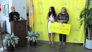 New Jersey Lottery $21.5 Million Pick 6 Press Conference