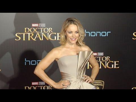 "Rachel McAdams ""Doctor Strange"" World Premiere Red Carpet"