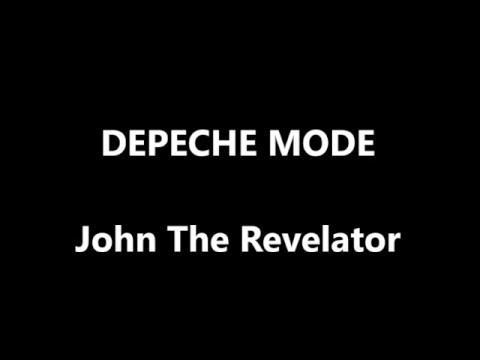 Depeche Mode - John The Revalator (karaoke - instrumental+lyrics)
