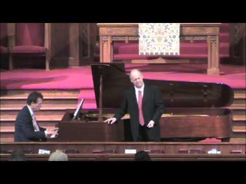 Franz Schubert - Winterreise Op. 89 - Joseph Levitt, Tenor