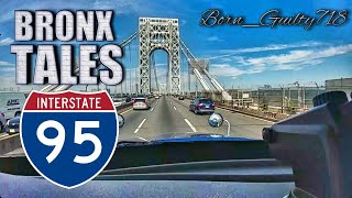 Bronx Tales   George Washington Bridge   #truckerswithbars