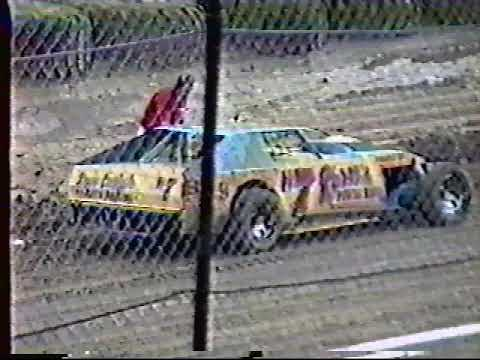 1990 Spoon Heat Win Spoon River Speedway Canton, IL. - dirt track racing video image