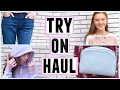 TRY ON HAUL 2017! Victoria's Secret PINK, Forever 21, Pacsun, and More!
