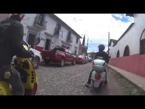 Vespa Motorsport: San Diego to Mexico City DAY 7 RIDE RECAP