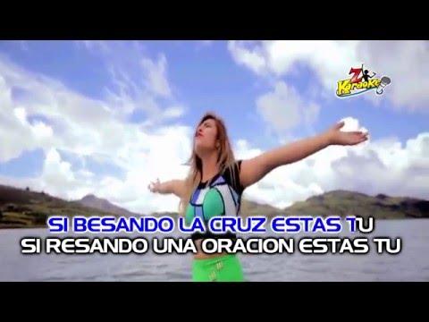 COMO TE VOY A OLVIDAR   CORAZON SERRANO karaoke HD DEMO