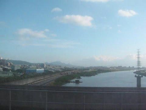 2009/08/02 【車窓】 台湾高速鉄道 / Taiwan High Speed Railway / 台灣高速鐵路