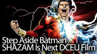 Shazam Next DCEU To Shoot After Aquaman