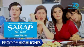Sarap, 'Di Ba?: Surprise birthday messages for Carmina Villarroel | Bahay Edition