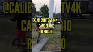 MOISES CANDELARIO RESUCITÓ EN EL PARQUE SAMANES