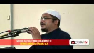 Pengajian Umum Islam Ustadz Abdullah Taslim, M.a. - Milikilah Sifat Malu  Bagian