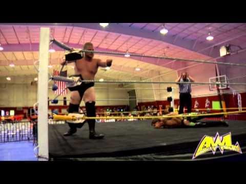 AWL Showdown 11-24-12 Joe Gacy Vs Ryan McBride