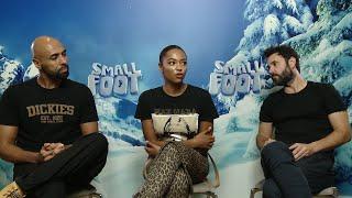 Miquel Fernandez, Berta Vázquez y El Chojín ponen voz a 'Smallfoot'